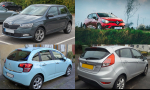 Malé autá sú, tradične, hitom leta. Kupujú ich začínajúci šoféri aseniori