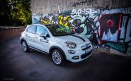TEST: FIAT 500X 1,6 MULTIJET