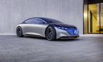 Je elektromobil Vision EQS vzdialená budúcnosť pre Mercedes triedy S?