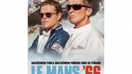 Autičkársky film roka Le Mans 66 - nepoznané fakty