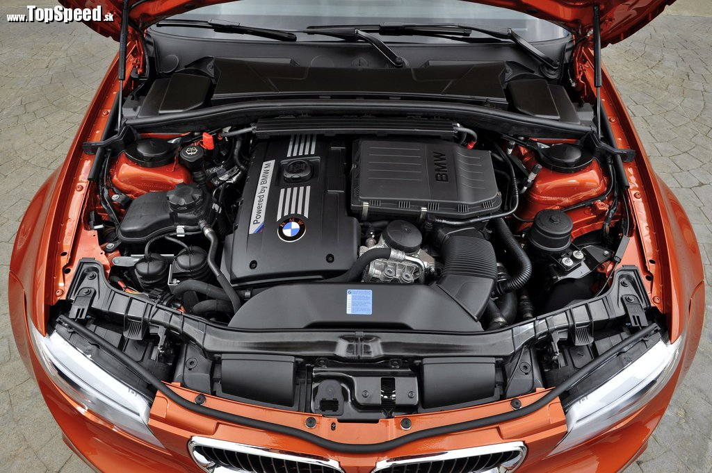 Motor BMW 1 Series M Coupe