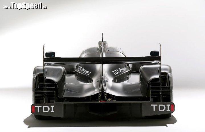 Audi R18 TDI má namierené na prvú priečku v Le Mans