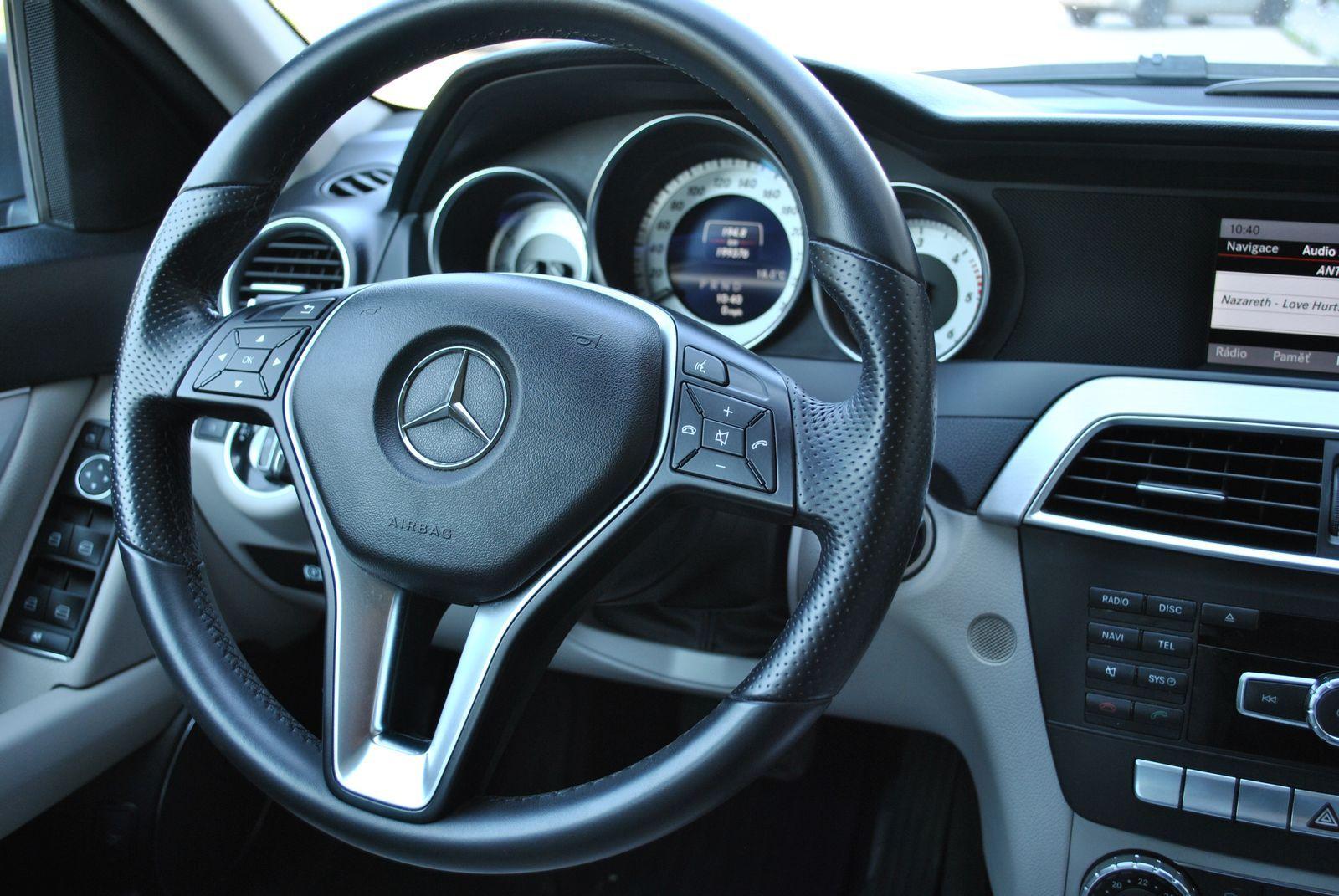 Mercedes triedy C W204