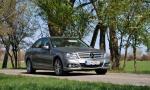 Test jazdenky Mercedes triedy C W204 (2007 - 2014)