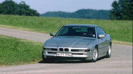 BMW 8 E31 má 30 rokov, už môže byť veteránom