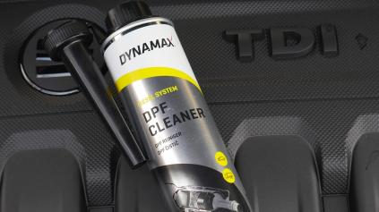 DPF čistič môže pomôcť pred drahou výmenou