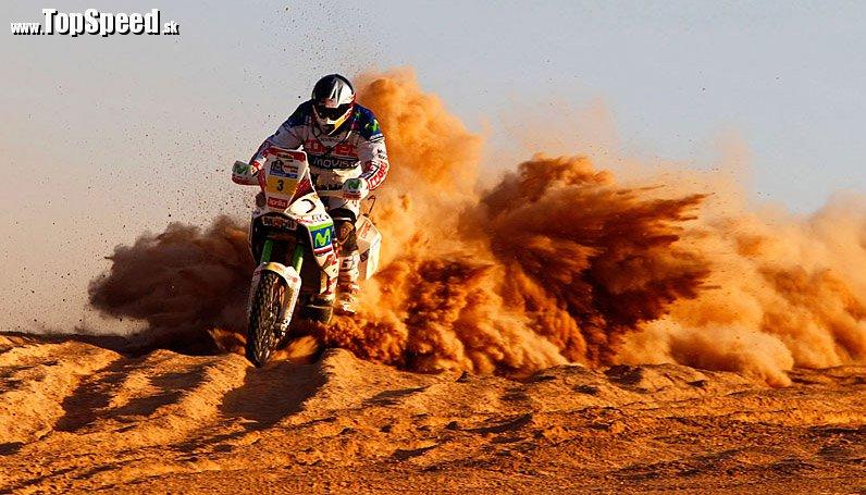 LOPEZ CONTARDO FRANCISCO (CHI) - APRILIA TEAM (c) Dakar.com