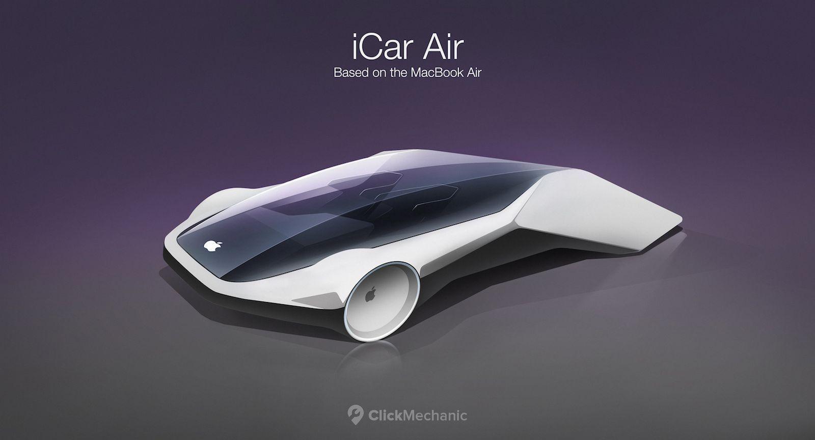 Apple auto nepostaví, ale týchto 5 návrhov stojí za to