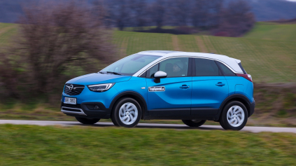 TEST OPEL CROSSLAND X 1,2 TURBO