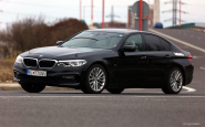 TEST: BMW 540I SPORT XDRIVE G30