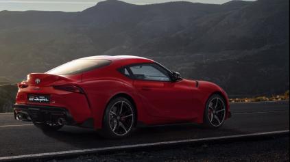 Toyota Supra vypredaná pre Európu na celý rok 2019