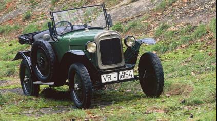 120 rokov Opel: 3. dekáda