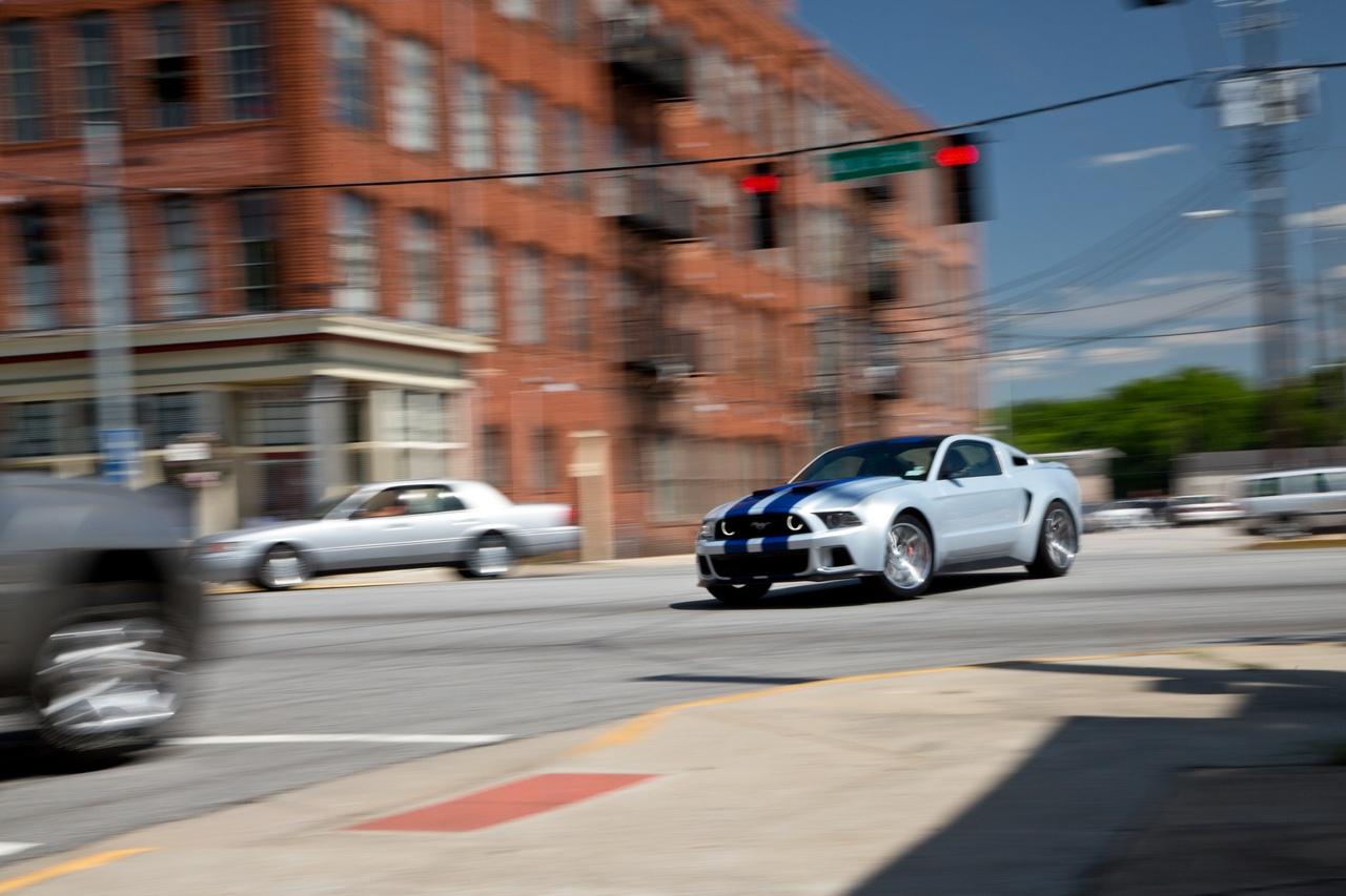 recenzia Need For Speed film