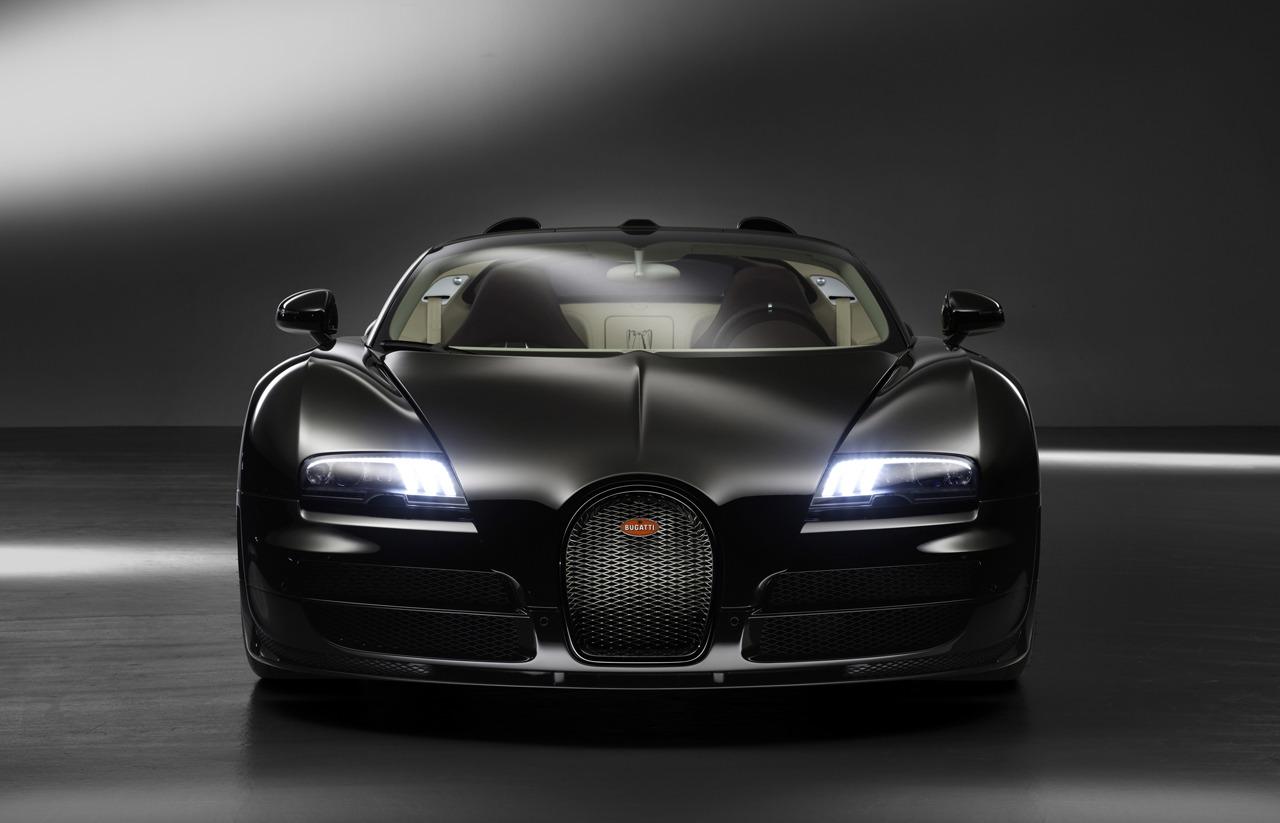 Bugatti Veyron Legend Jean Bugatti