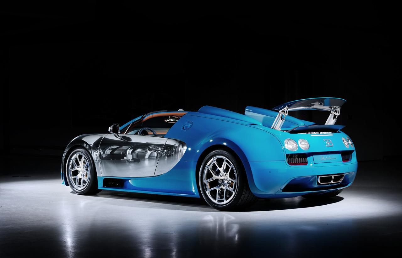 Bugatti Veyron Legend Meo Costantini