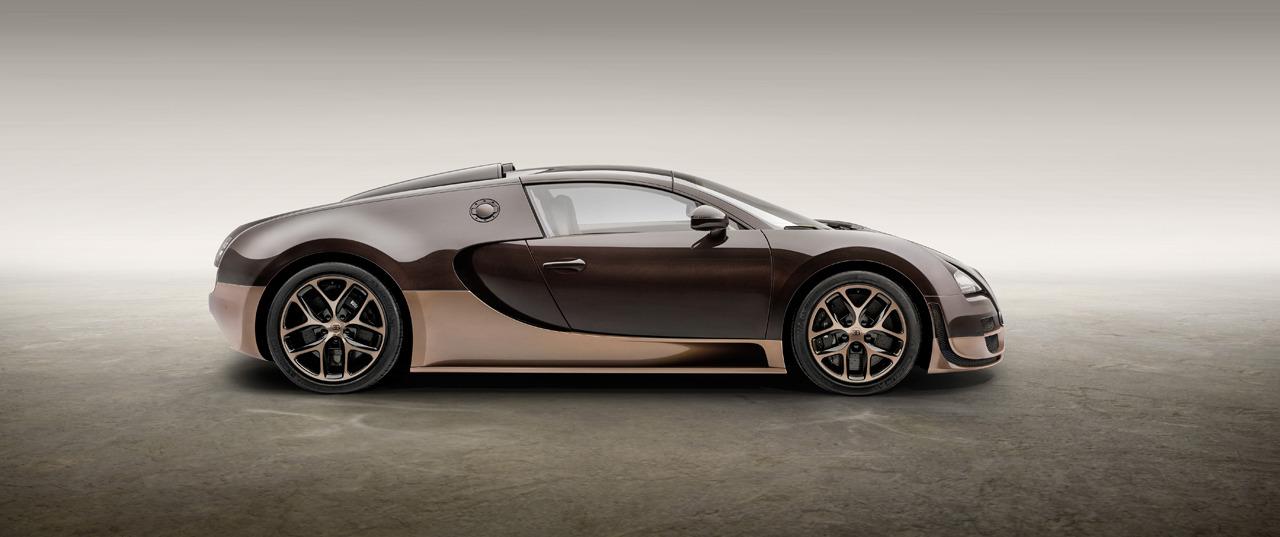 Bugatti Veyron Legend Rembrandt Bugatti
