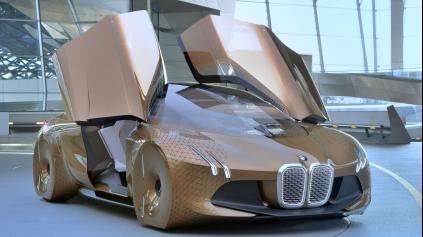 Ako si v BMW predstavujú budúcnosť automobilu?