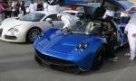 Najdrahší auto zraz sveta! V Dubaji sa stretli autá za 120 miliónov €