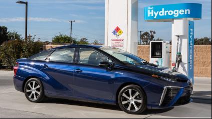 Odhady predajov  pre vodíkové autá do r2027 vyzerajú veľmi zle