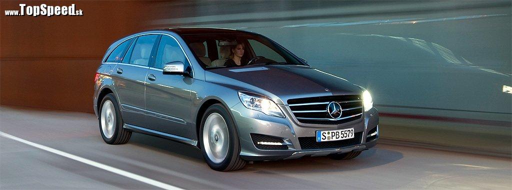 Mercedes-Benz triedy R