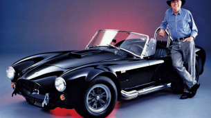 ODIŠLA LEGENDA CARROLL SHELBY 1923-2012