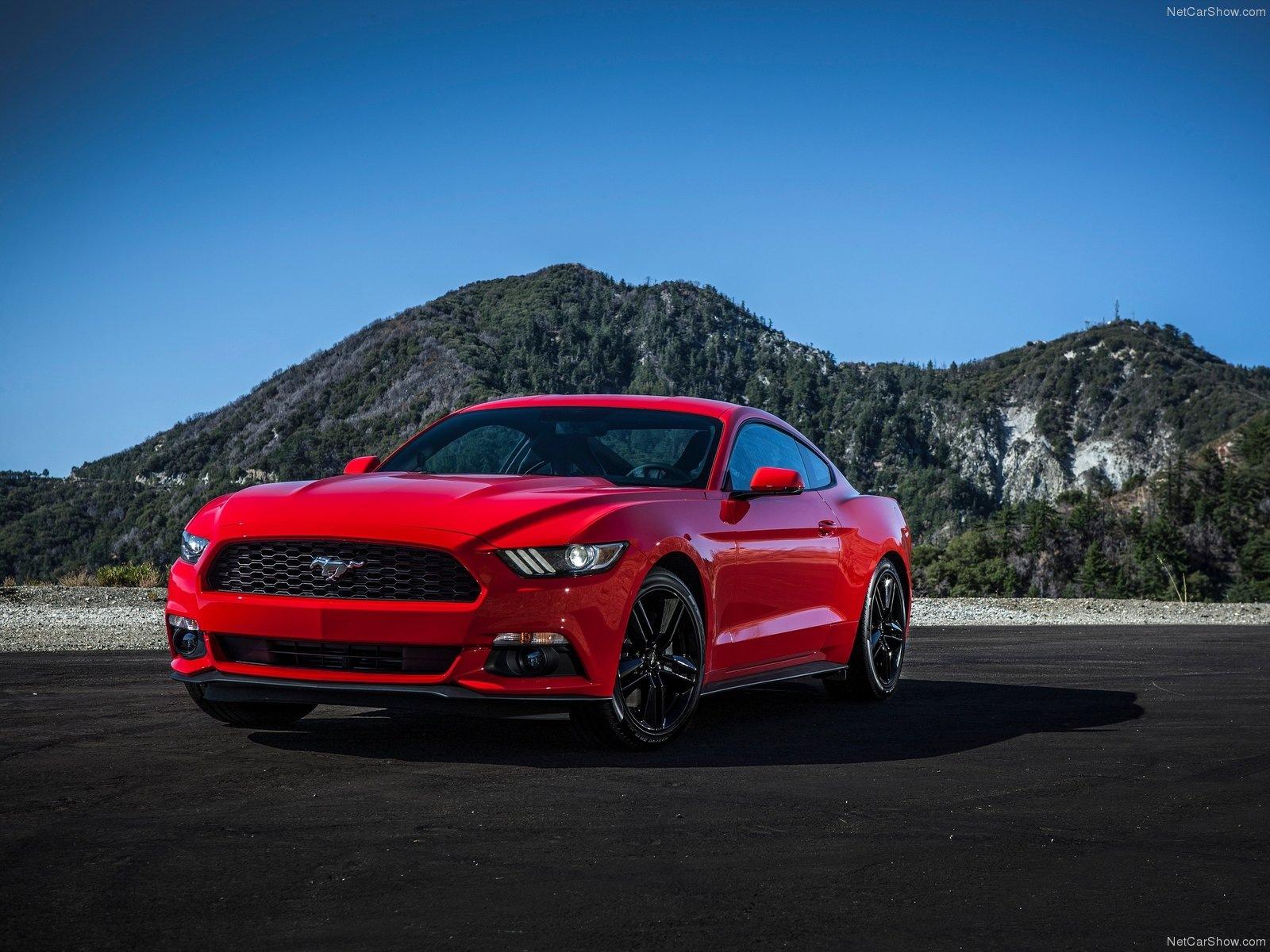 2015 Ford Mustang je najlacnejsi V8 na trhu