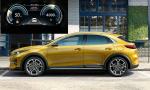 KIA XCeed digitálne budíky získa ako prvé kórejské auto v Európe