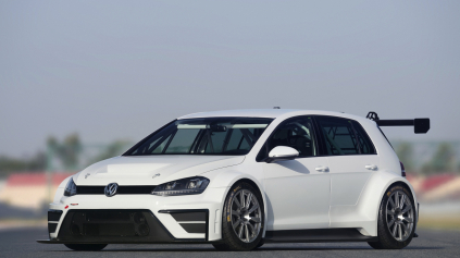 VW NASADIL GOLF V SERIÁLI TCR