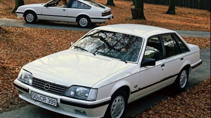 120 rokov Opel: 8.dekáda
