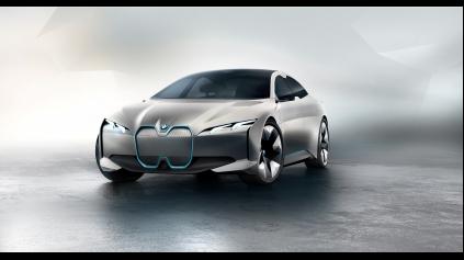 BMW I VISION DYNAMICS UKAZUJE BUDÚCNOSŤ ELEKTRIFIKÁCIE BMW