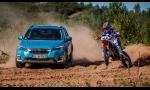 Hybridné Subaru e-Boxer pribralo 110 kg. Pomohlo mu to v teréne