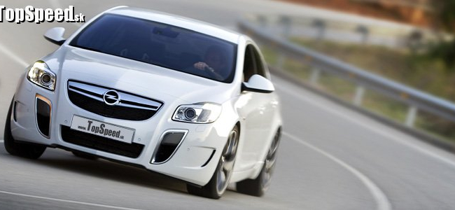 recenzia Opel Insignia OPC