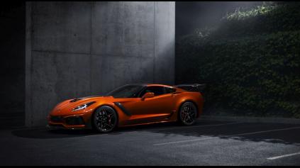 Nový Chevrolet Corvette ZR1 oficiálne. 750 koní a 969 Nm!