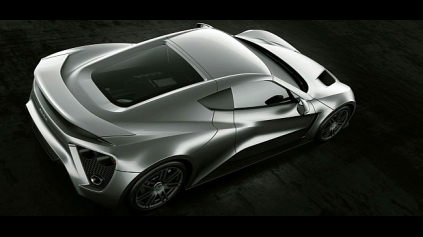 Dánsky supersport Zenvo ST1 za 1,25 mil. $ mieri do USA
