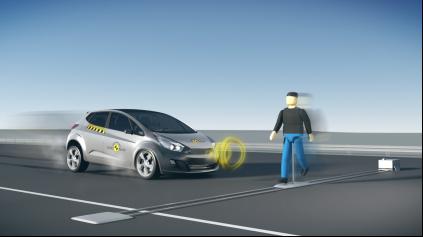 Euro NCAP má nové testy na ochranu chodcov