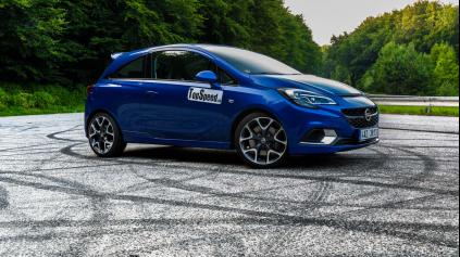 Test Opel Corsa E OPC
