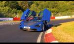 McLaren 720S nezvládne Nürburgring pod 7 minút
