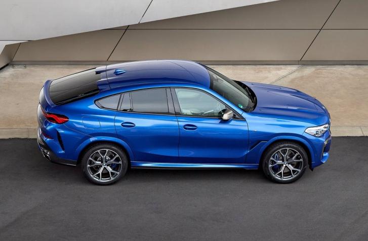 ELEKTROMOBILY NEMUSIA BYŤ SPÁSOU, BMW VYVÍJA BMW X6 NA VODÍK