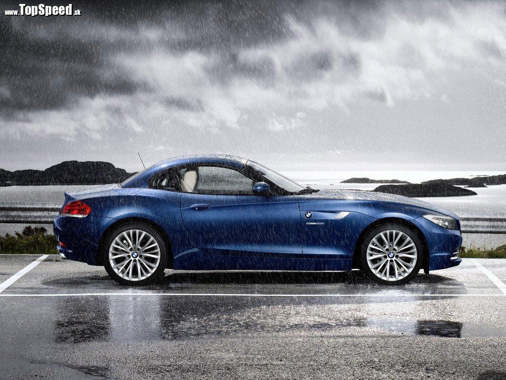 BMW-Z4-Side-view