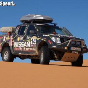 <p>Nissan Navara D40, 2,5 DDTi</p>