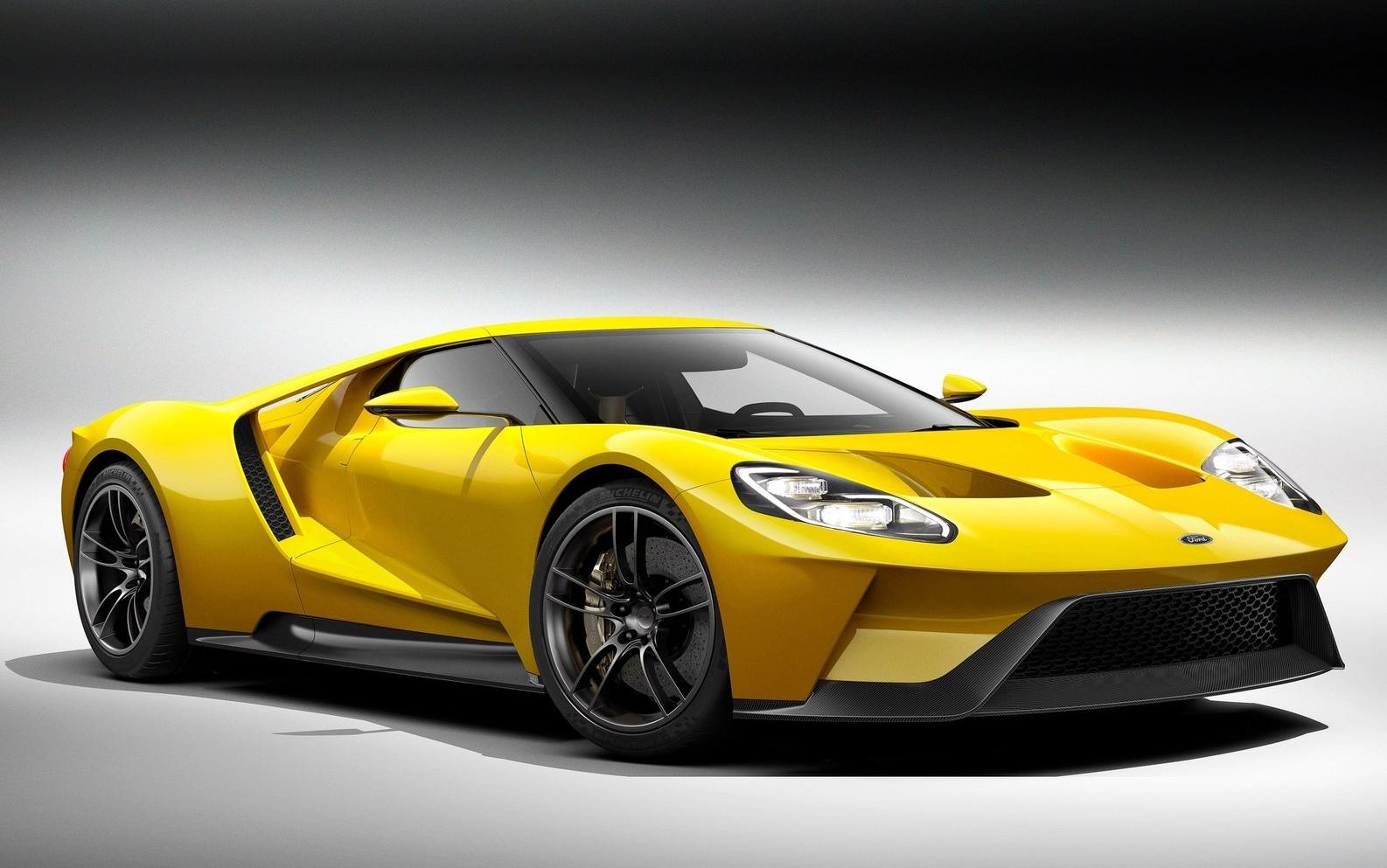 2017 Ford GT supersport