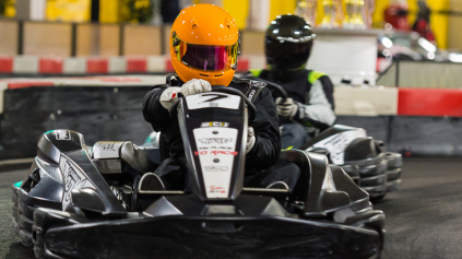 Motokárový seriál IIKC mal až 2 preteky za 1 deň