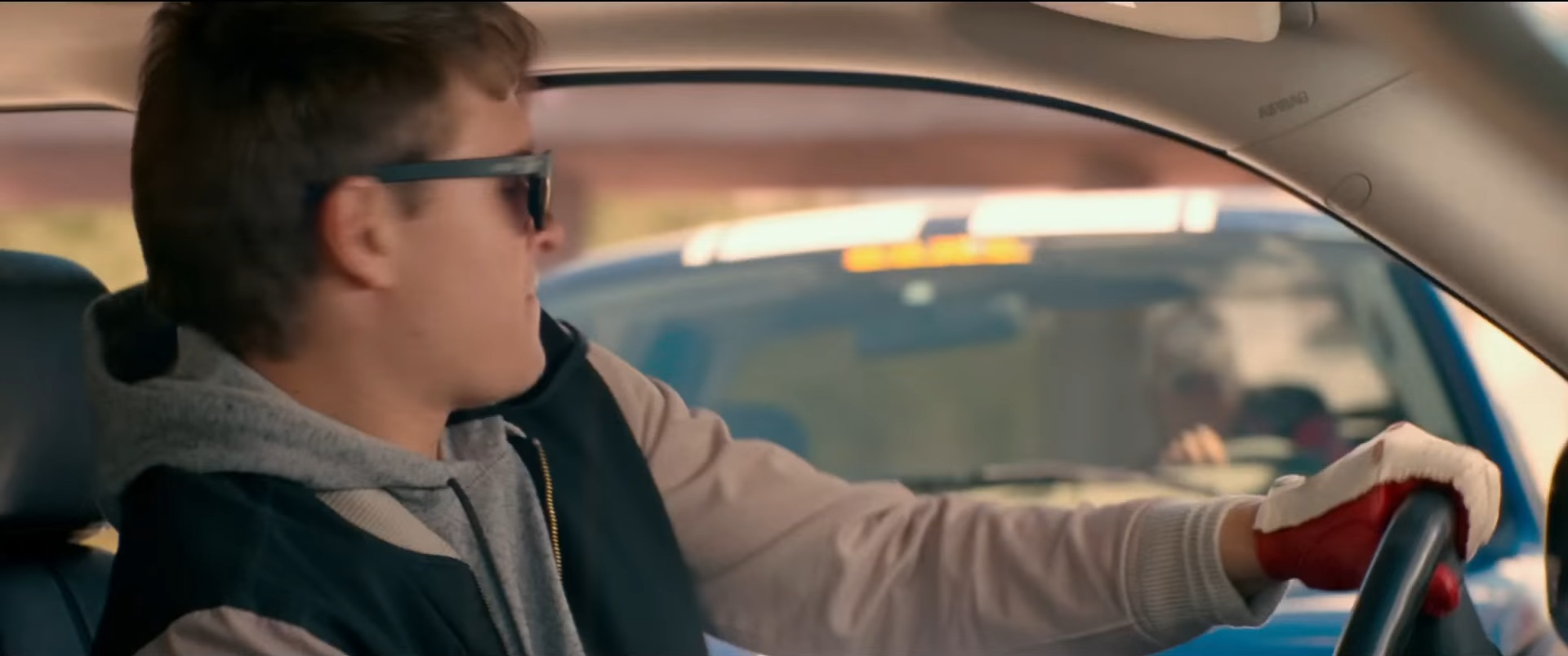 2017 baby driver film