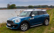 TEST: MINI COUNTRYMAN COOPER SD