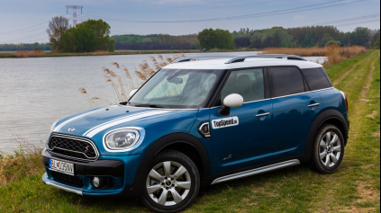 TEST MINI COUNTRYMAN COOPER SD