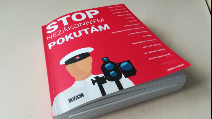Oplatí sa kúpiť kniha Stop nezákonným pokutám?