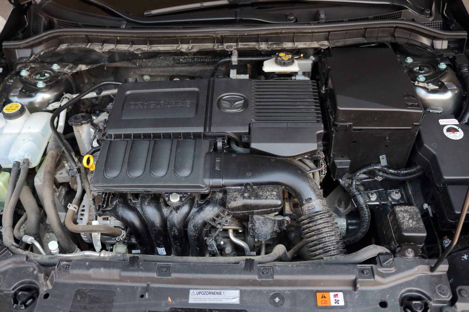 Jazdenka Mazda 3 BL