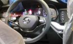 Unikli pohľady na interiér Škoda Octavia 4. Nekvalitné, no naznačia veľa