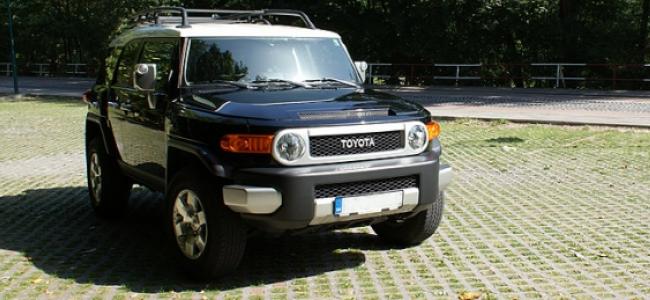 <p>Toyota FJ Cruiser</p>