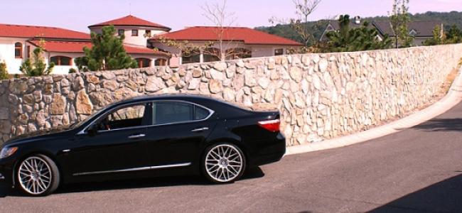 <p>Lexus LS 460</p>